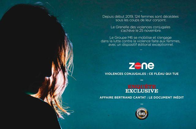 Violences conjugales : soirée spéciale le 24 novembre sur M6 (dont interrogatoire de Bertrand Cantat).