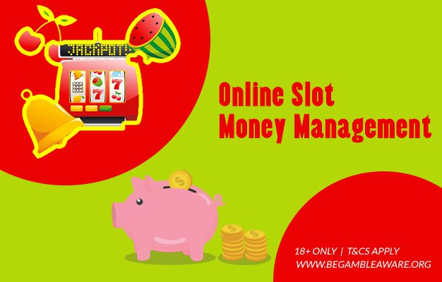 How To Manage Your Money In Online Slot Games?