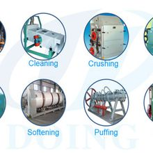 How to improve the production quality of soybean oil production line?