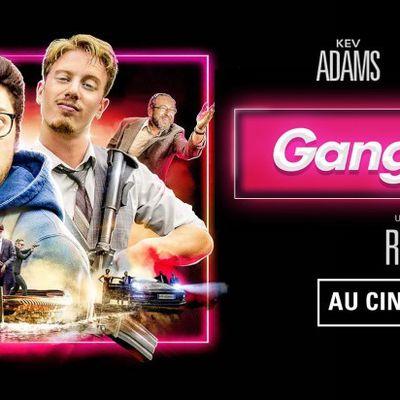 Gangsterdam – Scène club de Striptease; Nos danseuses très sexy font monter la température sur le plateau. Romain Levy – Kev Adams