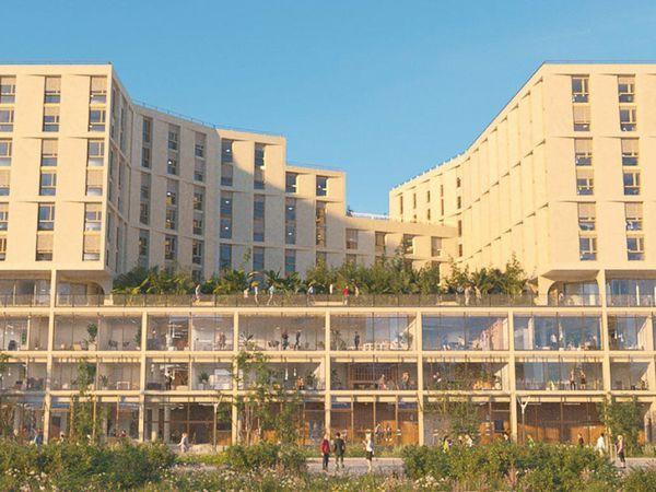 Résidence « Campus Créatif » à Bordeaux