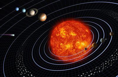 A la Découverte du système solaire - IEF974