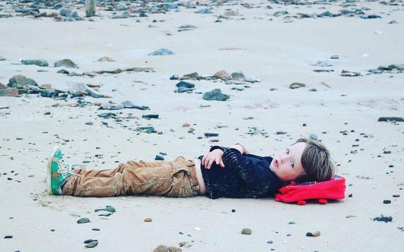 Celui qui veut dormir à la mer...
