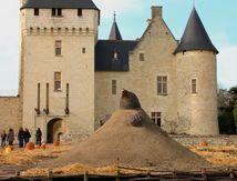 Taupologie du Château du Rivau (suite)