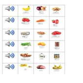 Food and shopping - Interactive worksheet