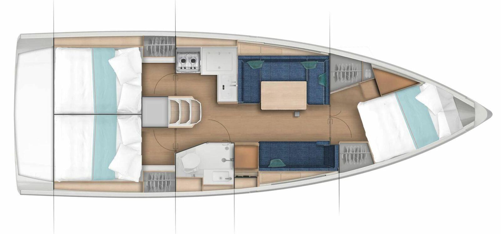 Yachting - Jeanneau bringt die Jeanneau Sun Odyssey 380 auf den Markt