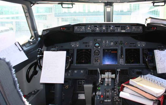 22000 heures de vol à bord d'avions turcs