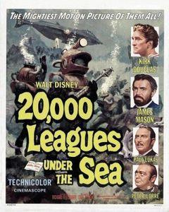 Ciné glouglou n°14 : 20 000 lieues sous les mers