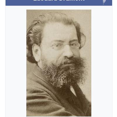 Edouard Drumont ciblait les juifs ,Zemmour cible les musulmans ..
