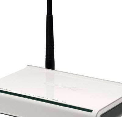 Simple method to Set-Up a Tenda W311R Wireless-N Broadband Router without the CD