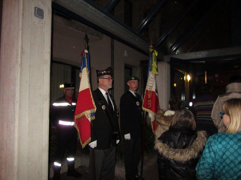 Cérémonie du 11 novembre à Volgelsheim