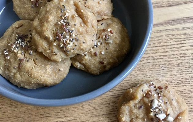 Cookies moelleux à la banane 🍌