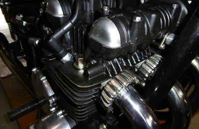 Kawasaki 900 Z Révision