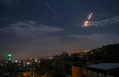 [Silence dans le P.A.F] Les forces de défense aérienne syriennes activées pour repousser les frappes israéliennes sur Damas (Southfront)