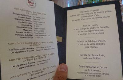 Les 40 ans des Côtes du Roussillon // Par Michel Portos & Franck Séguret