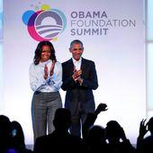 Michelle et Barack Obama sortent le grand jeu pour leur fondation - MOINS de BIENS PLUS de LIENS