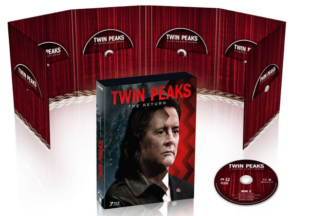 Twin Peaks The Return en coffret 7 Blu-Ray et 9 DVD le 27 mars 2018 !