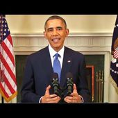 President Obama's Cuba Speech (Full HD)