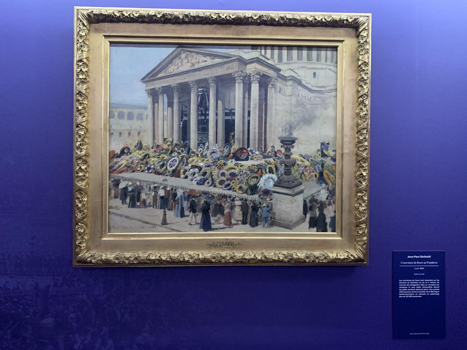Exposition : Victor Hugo, La Liberté au Panthéon.