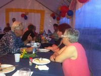 Fête nationale festive et familiale à Arrans