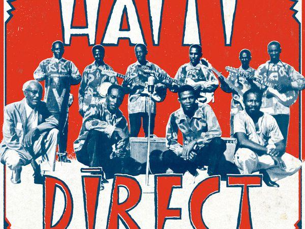 haïti direct-big band mini jazz &twoubadou songs,1960-1978,les trésors bricolés d'haïti, du sacrément funky