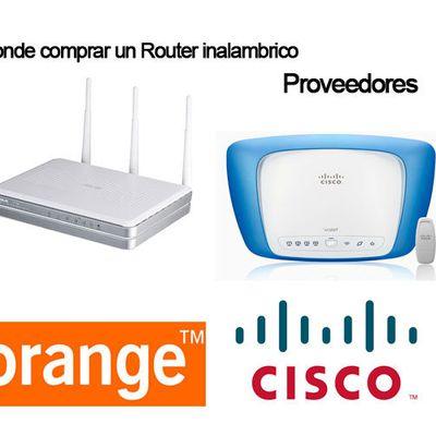 ¿Dónde comprar un router inalámbrico?: proveedores interesantes