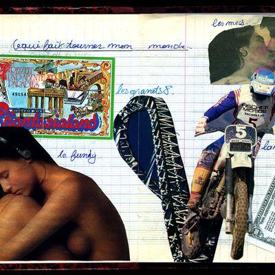 Ecrire son journal avec des images