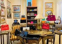 Roumanie vente aux enchères maroquinerie de luxe www.Sentinelle.ro