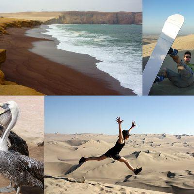 Pérou: la côte Ouest, de Nazca à Lima