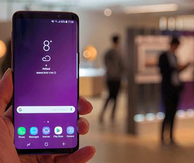 Comment régler le problème de scintillement d'écran sur le Galaxy S9