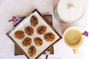 Biscuits Moelleux à la Banane et aux Fruits Secs