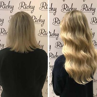 Transform Your Look with Richy Tape Hair Extensions