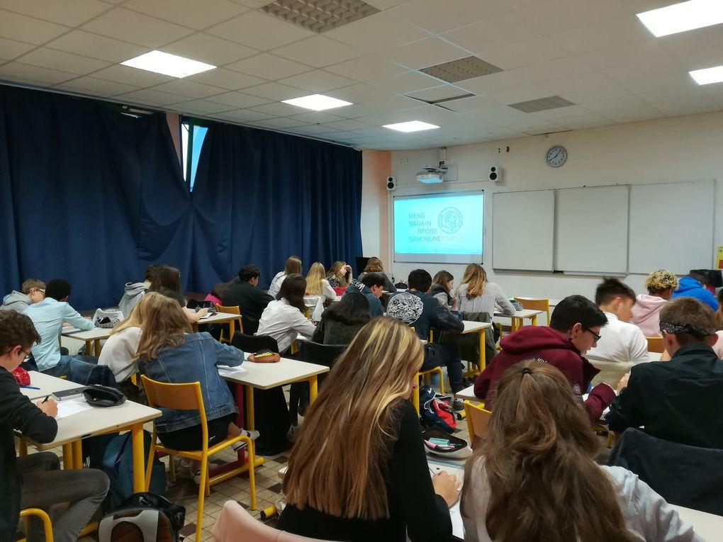 Une rentrée européenne ambitieuse pour les élèves de seconde