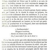 """""""Couline Vâulot"""", une tradition oubliée et perdue - Le Val de Saire vu par Ph L"""