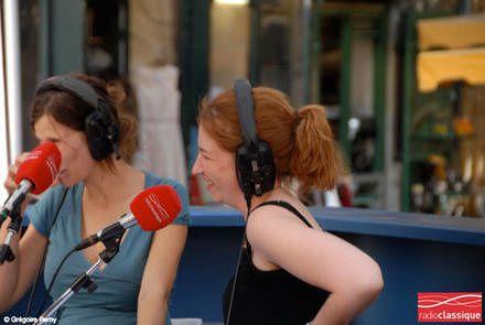 Papa Online ! a testé pour vous... des histoires en musique avec Elodie Fondacci (Radio Classique)