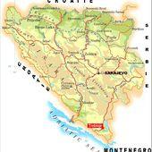 Trebinje; un charme méridional (République Serbe de Bosnie)