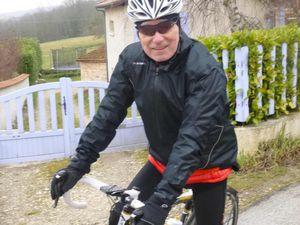 Roche (38)  Promeneurs  26 janvier 2015