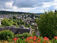 Treignac (Limousin en camping-car)