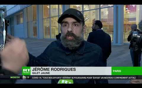 Inversion accusatoire d'État : Jérome Rodrigues passe en jugement le 6 avril