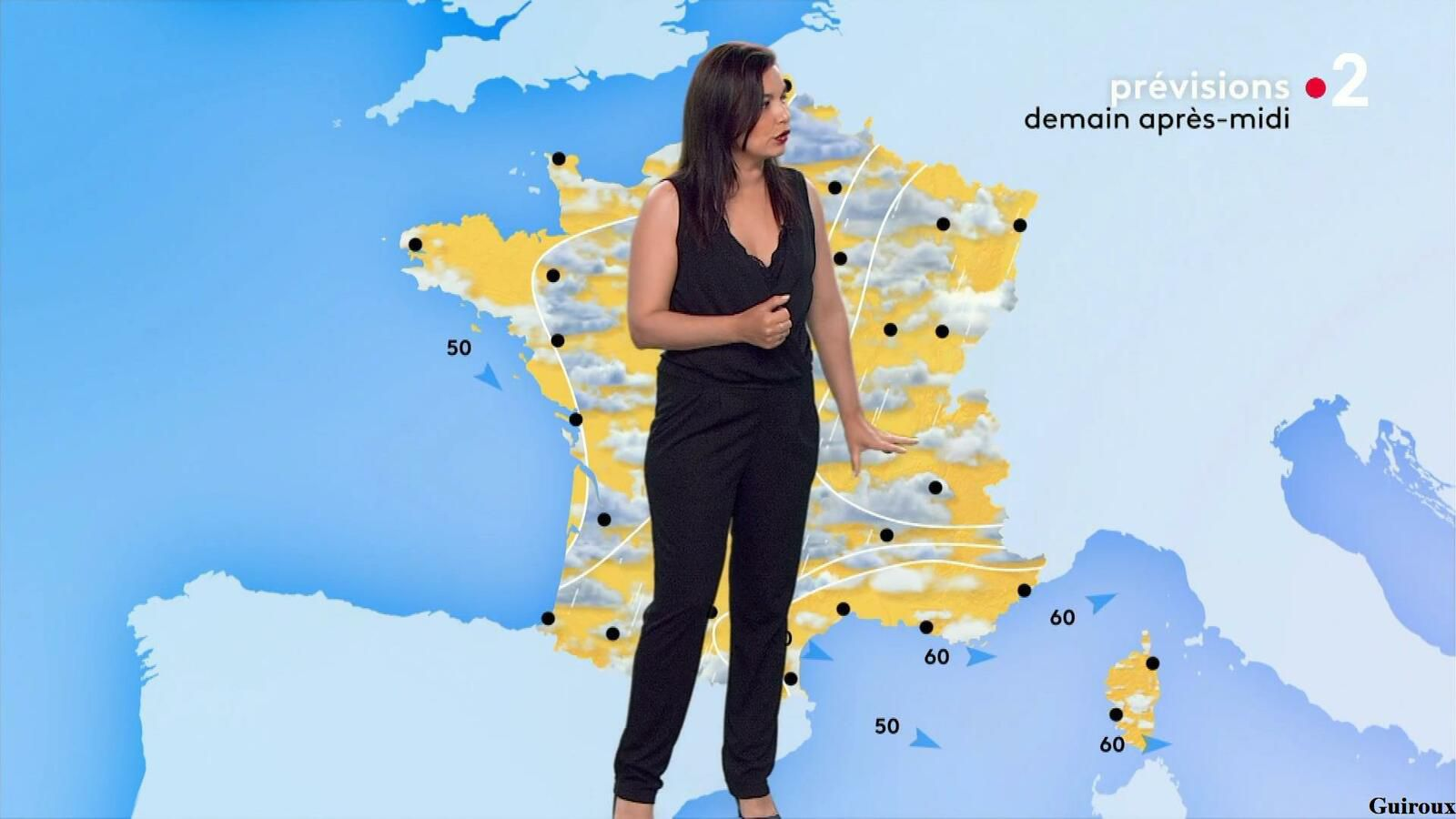 Anaïs Baydemir 23/06/2021 Journaux météo du midi