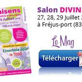 Salon Divinisens - Télécharger nos Magazines