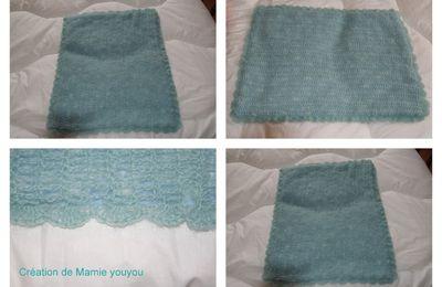 couverture bb au crochet