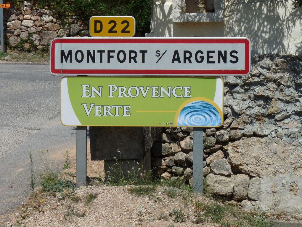 MONTFORT SUR ARGENS