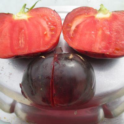 tomate Améthyst  jewel