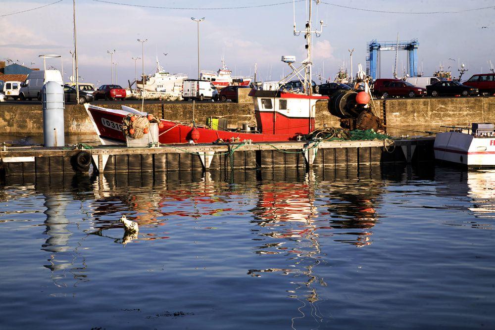 Les bateaux de pêche de l'Ile d'Oléron - Photos Thierry Weber Photographe La Baule Guérande