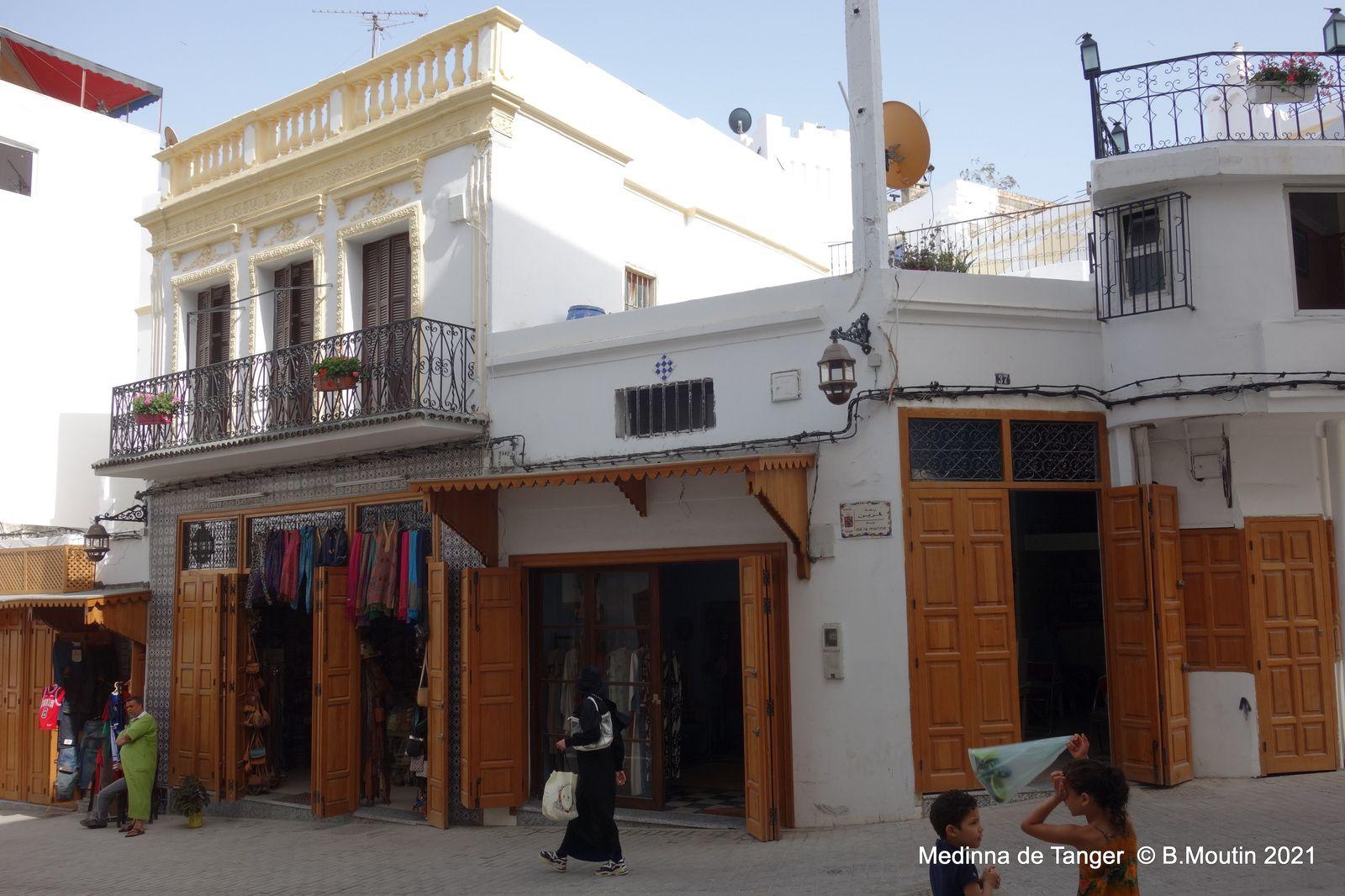 La medina de Tanger (4 photos)