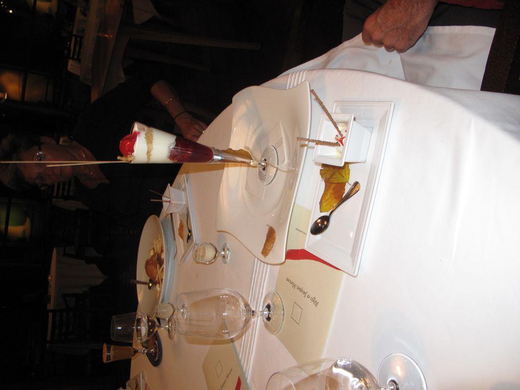 trois jours à Saint-Bonnet-le Froid avec en apothéose le repas chez marcon
