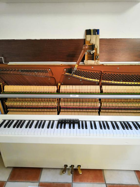 Piano-ci, piano-là ! © Florent Cornu