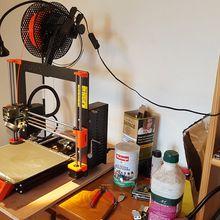 Imprimante 3D: ORIGINAL PRUSA I3MK3 - Mon retour d'expérience.