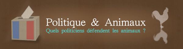 Communiqué L214 : Politique et animaux...